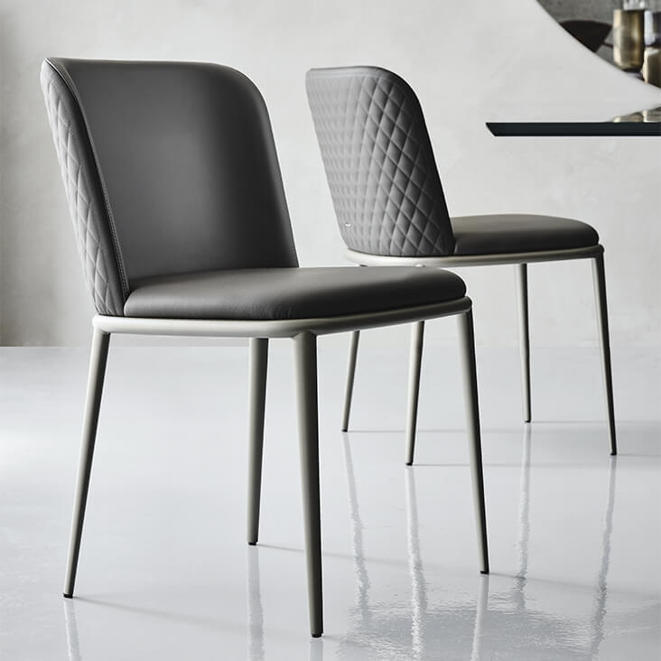 Трапезен стол Magda ML Couture от Cattelan, Италия