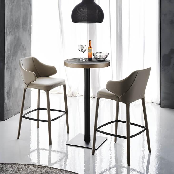 Бар стол Wanda от Cattelan, Италия