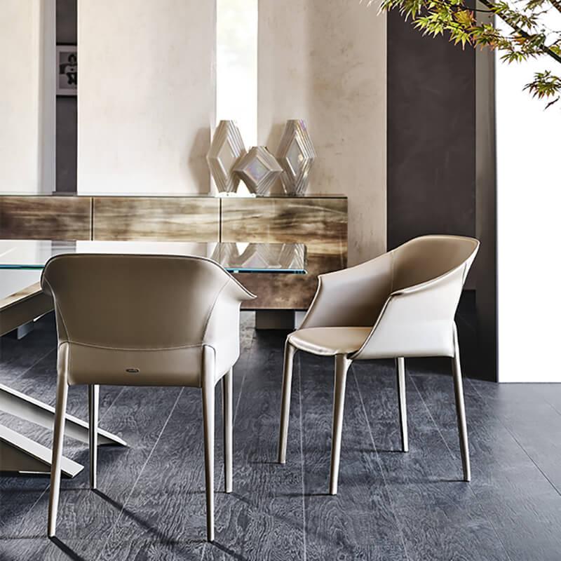 Трапезен стол Zuleika от Cattelan, Италия