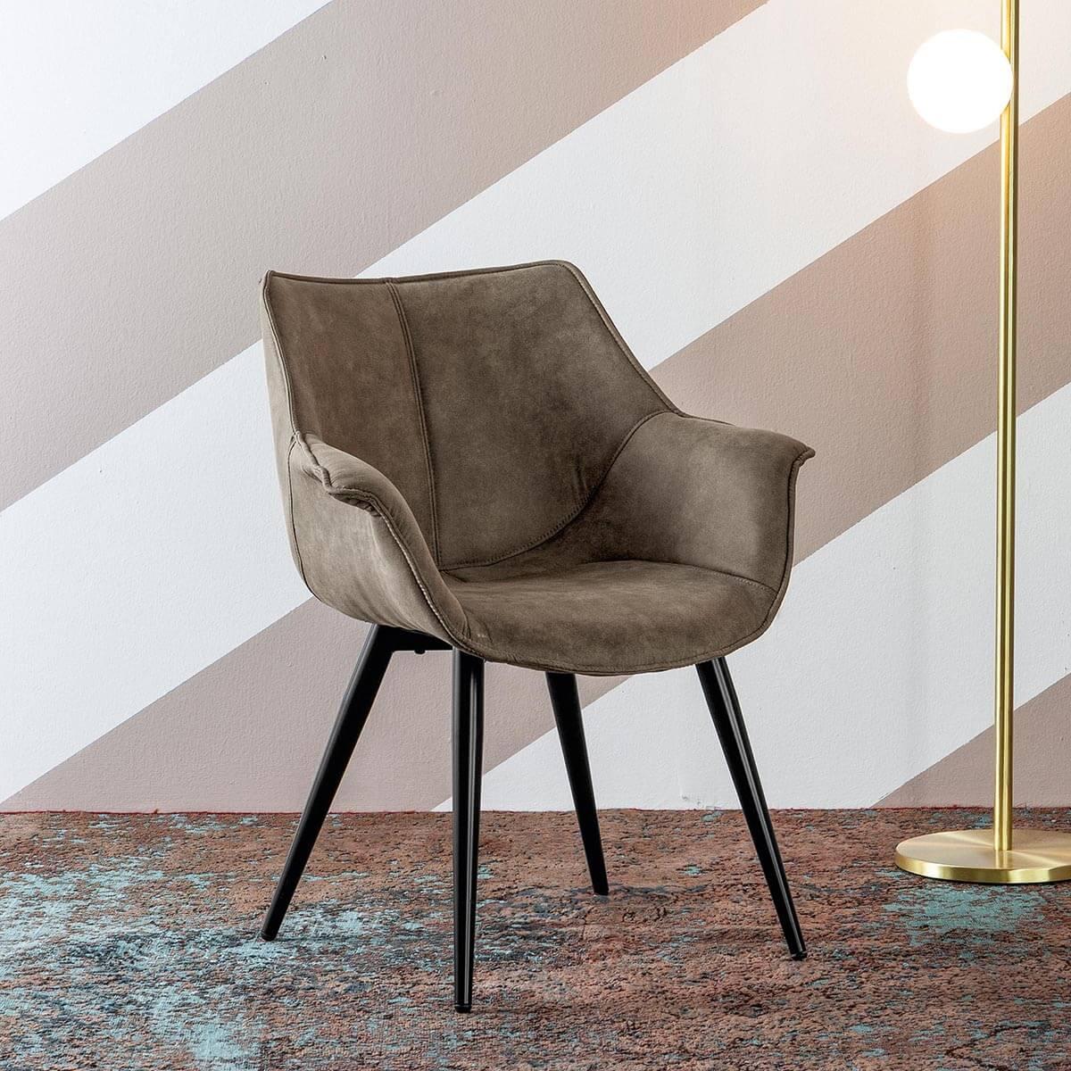 Трапезен стол Dixon, от Devina Nais - Италия