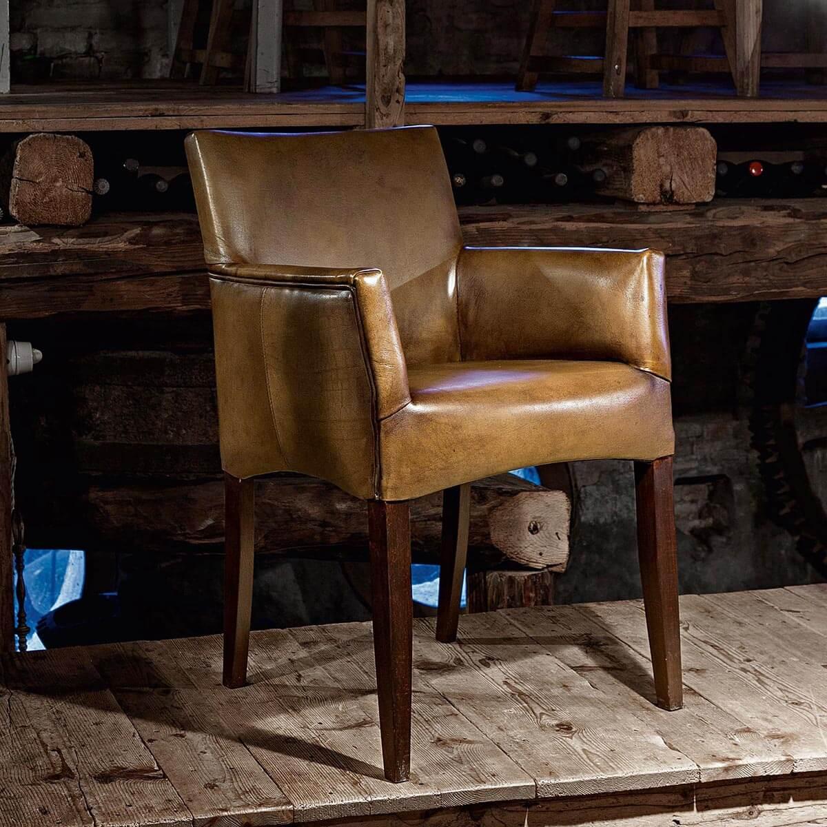 Трапезен стол Portland, от Devina Nais - Италия