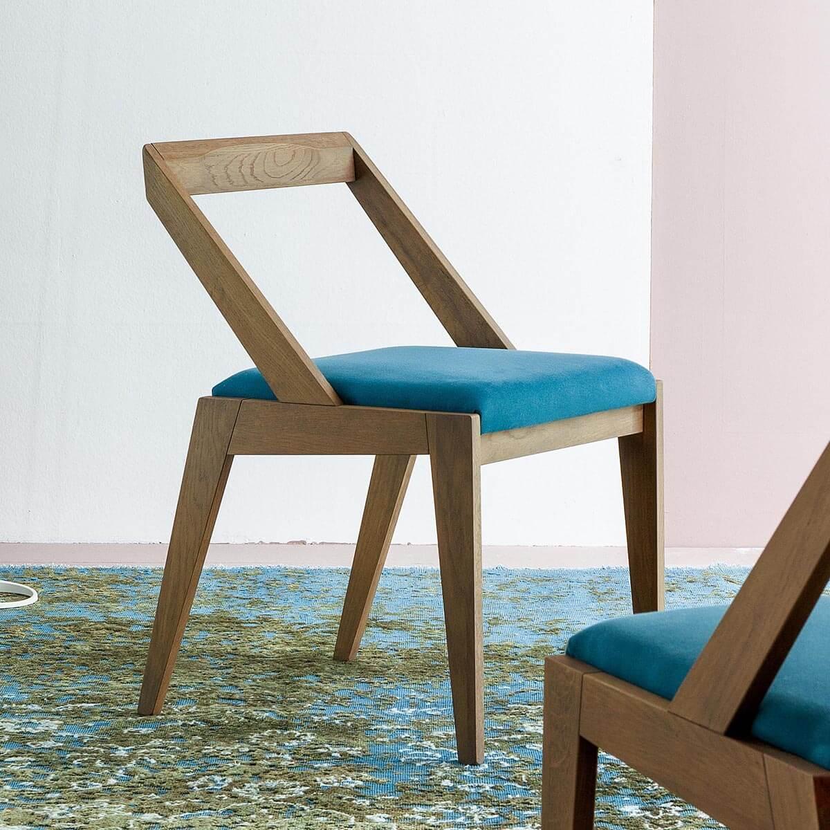 Трапезен стол SD246TE, от Devina Nais - Италия