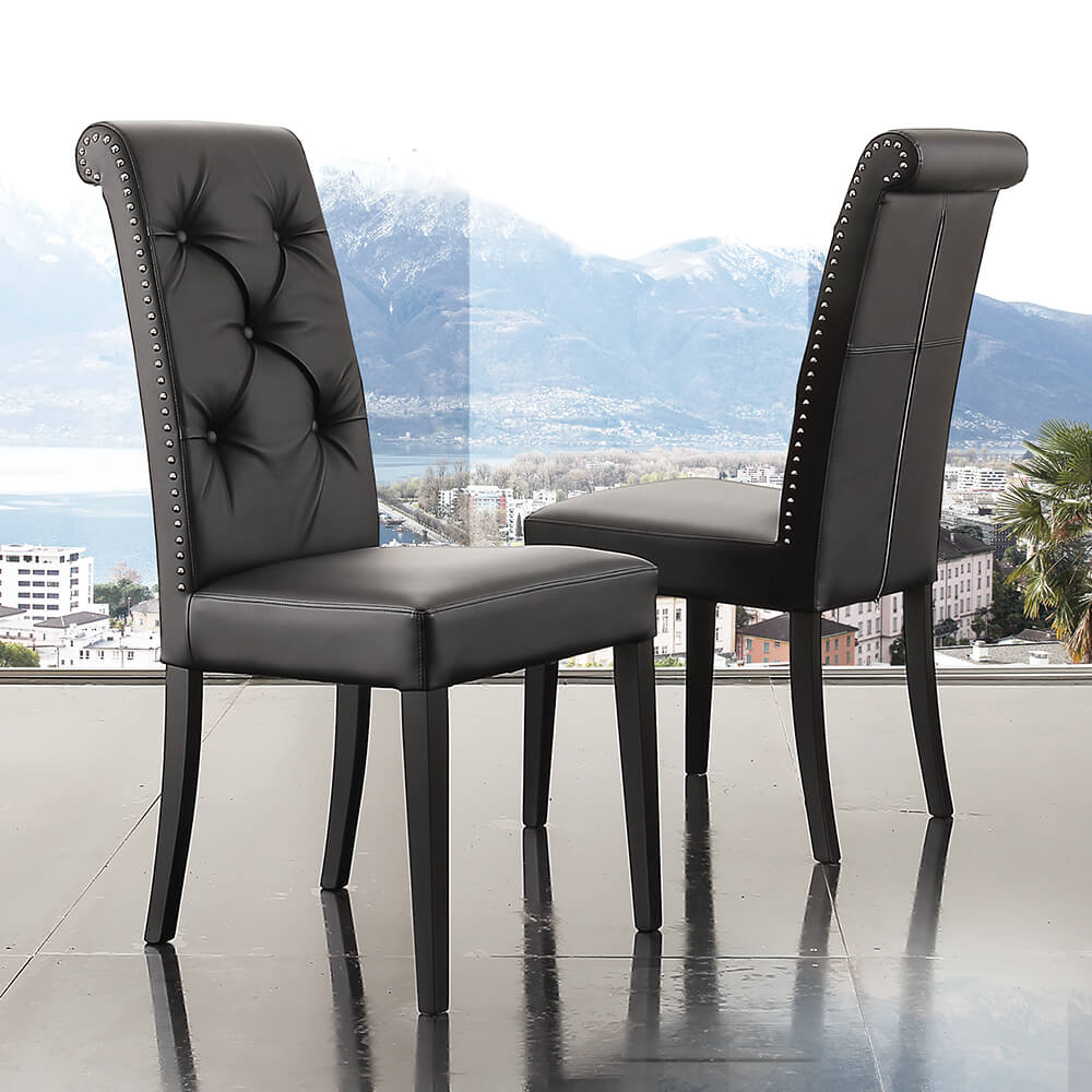 Трапезен стол Billionaire Cool от La Seggiola, Италия