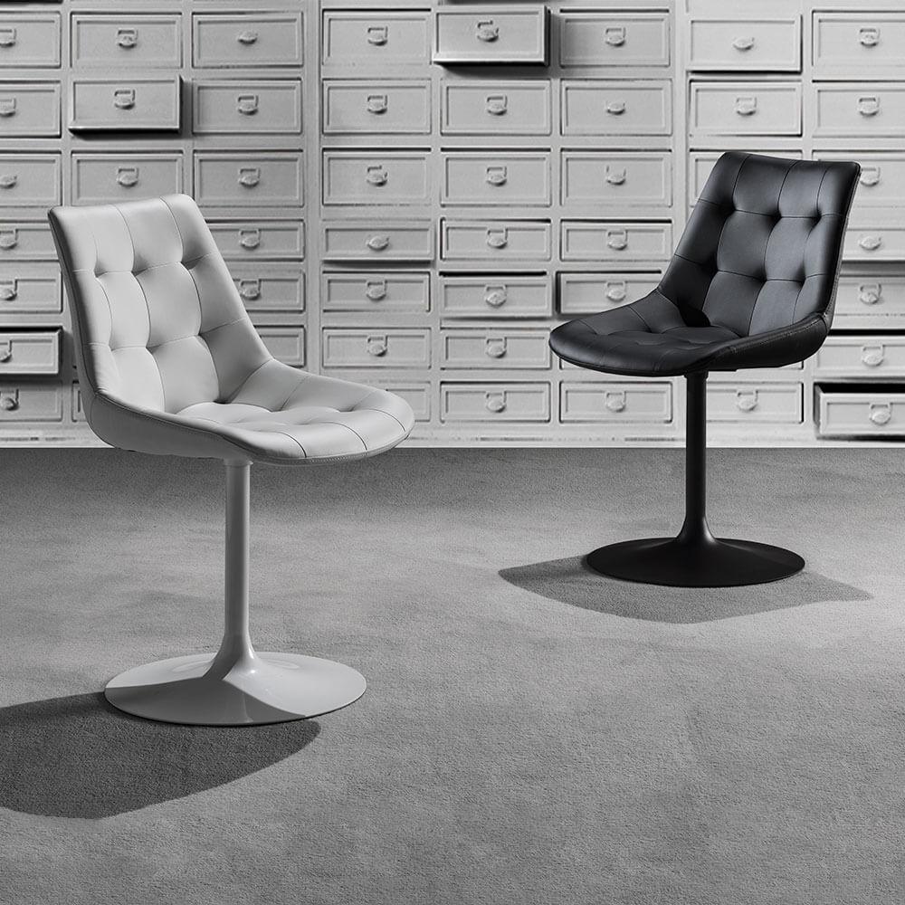 Трапезен стол Charme от La Seggiola, Италия