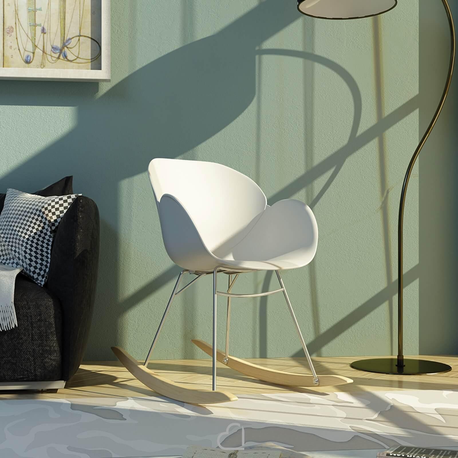 Люлеещ се стол Ergo Chair от La Seggiola, Италия