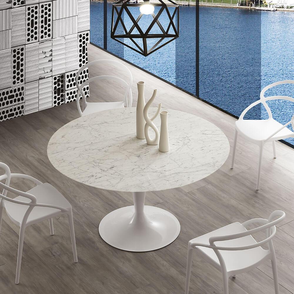 Трапезна маса Island Marble от La Seggiola, Италия