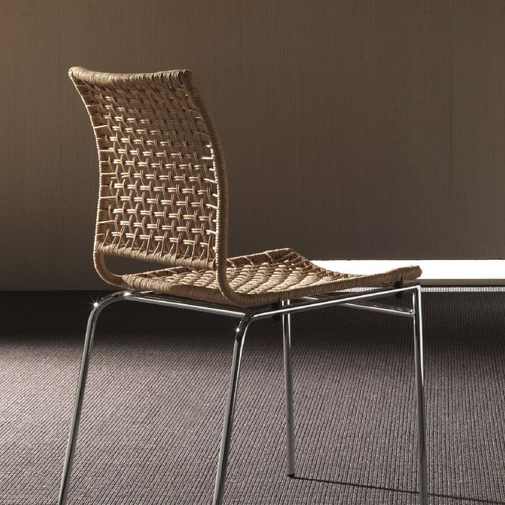 Трапезен стол Korda от La Seggiola, Италия