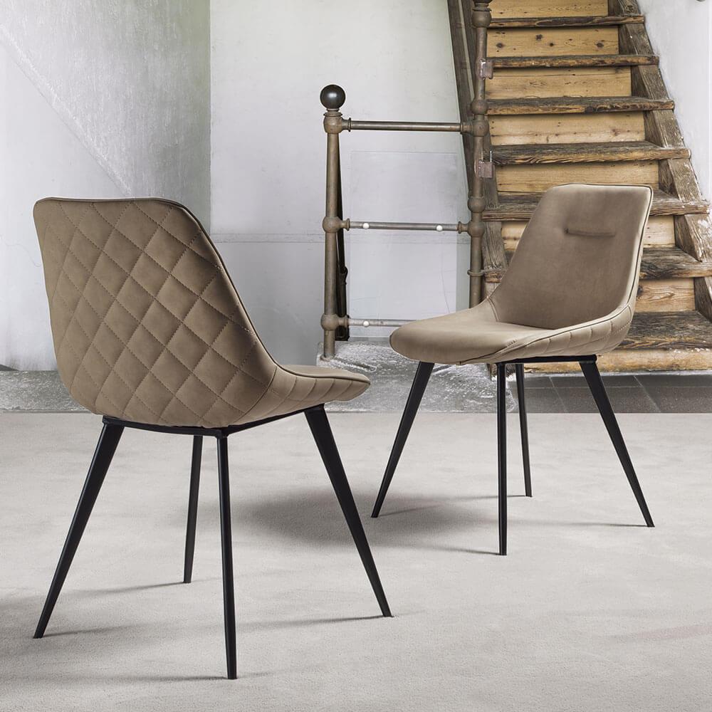 Трапезен стол Norway от La Seggiola, Италия
