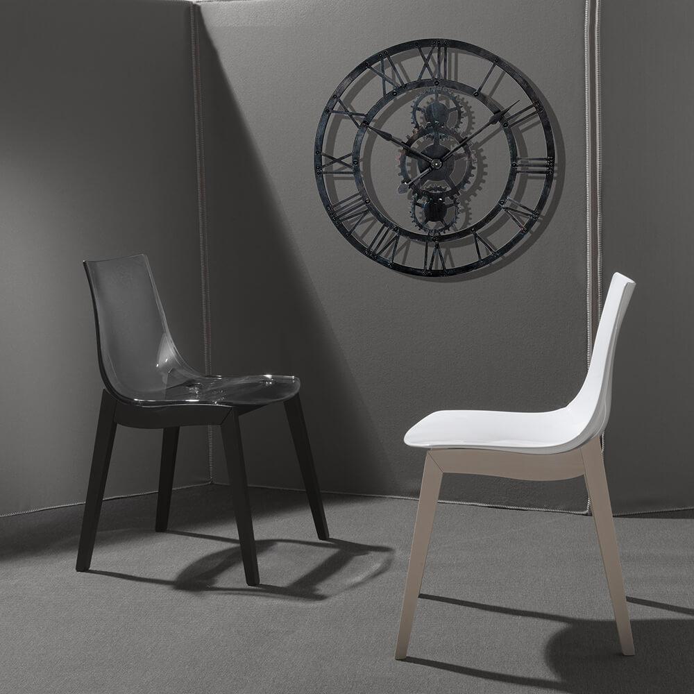 Трапезен стол Orbital Wood от La Seggiola, Италия