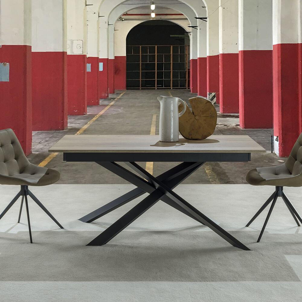Трапезна маса Spider Maxi от La Seggiola, Италия