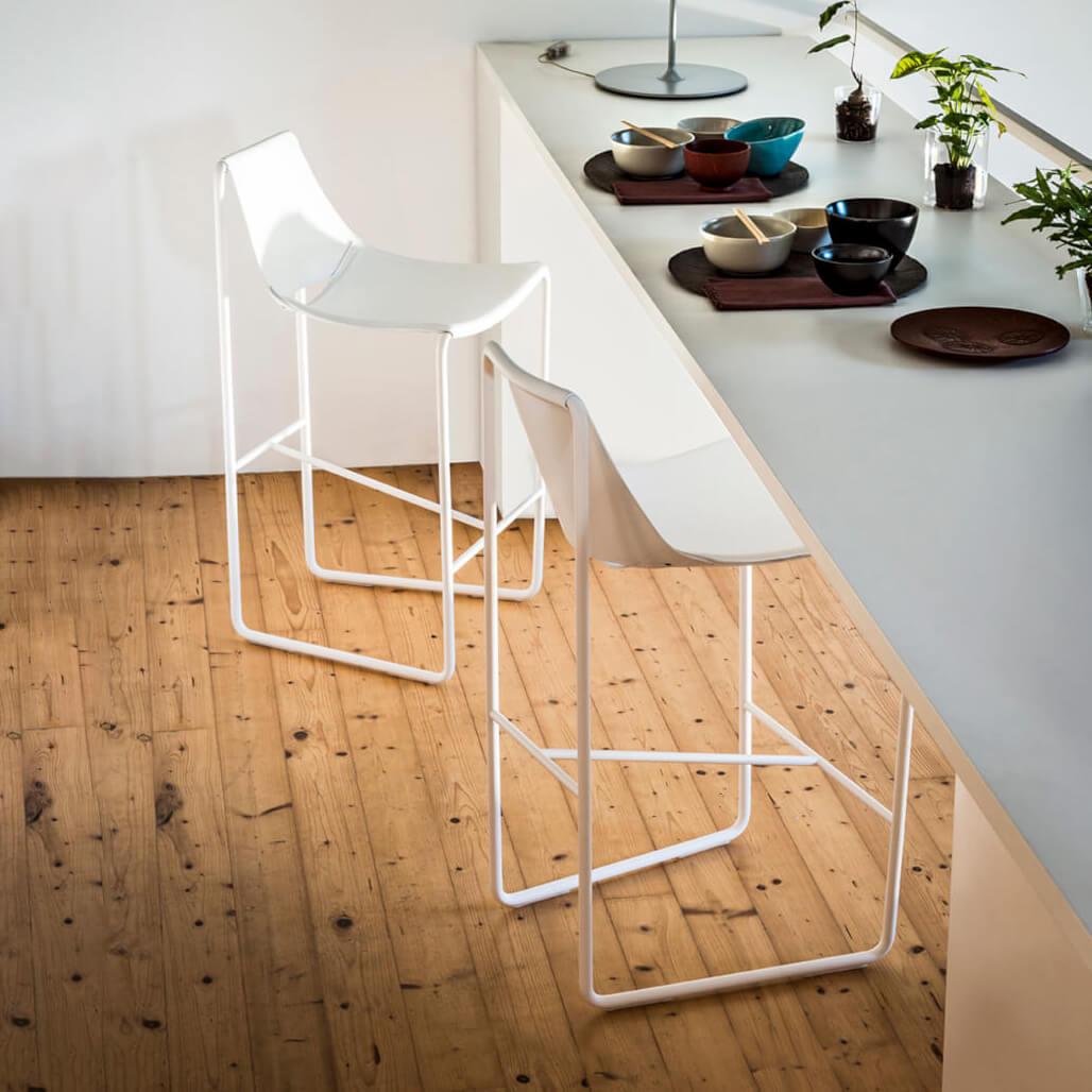 Бар стол Apelle H65 M CU от MIDJ, Италия
