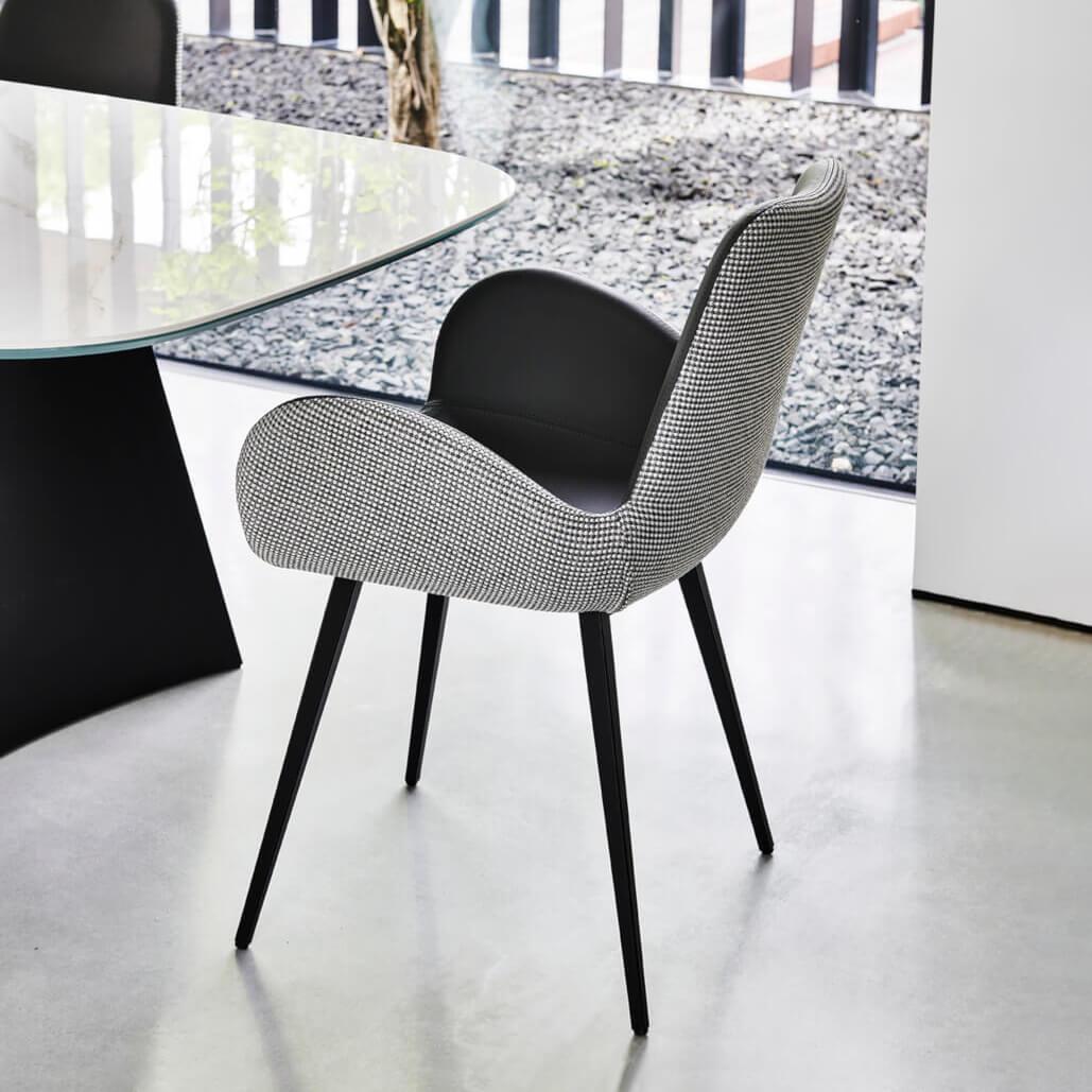 Трапезен стол Dalia PB M_T TS от MIDJ, Италия