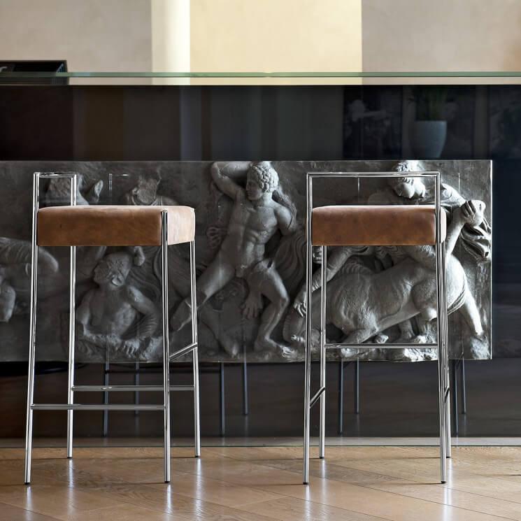 Бар стол Mark H65/H75 от MIDJ, Италия