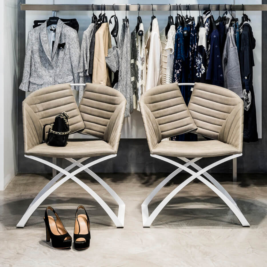 Трапезен стол Portofino P M TS от MIDJ, Италия