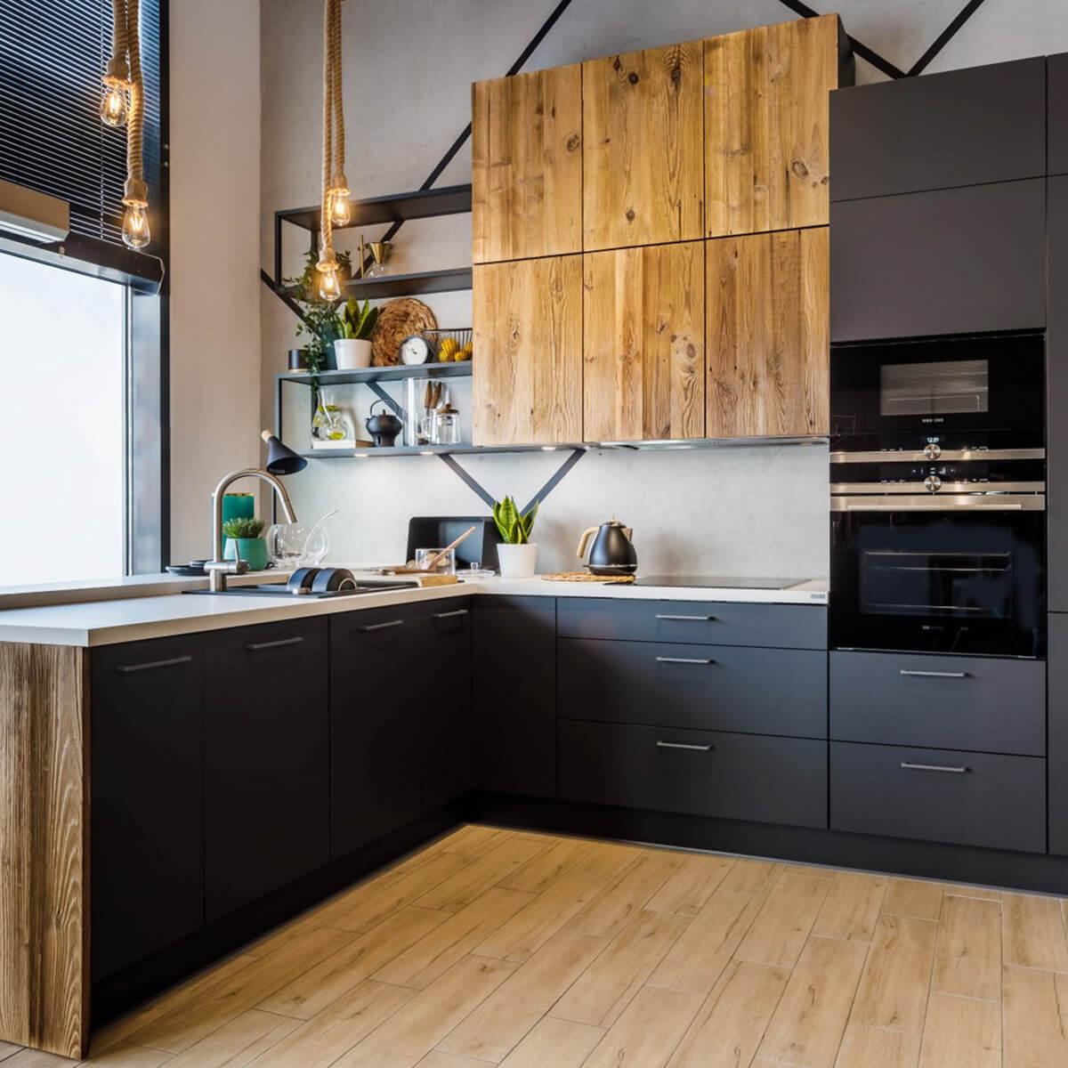 Дизайнерска кухня Bordo