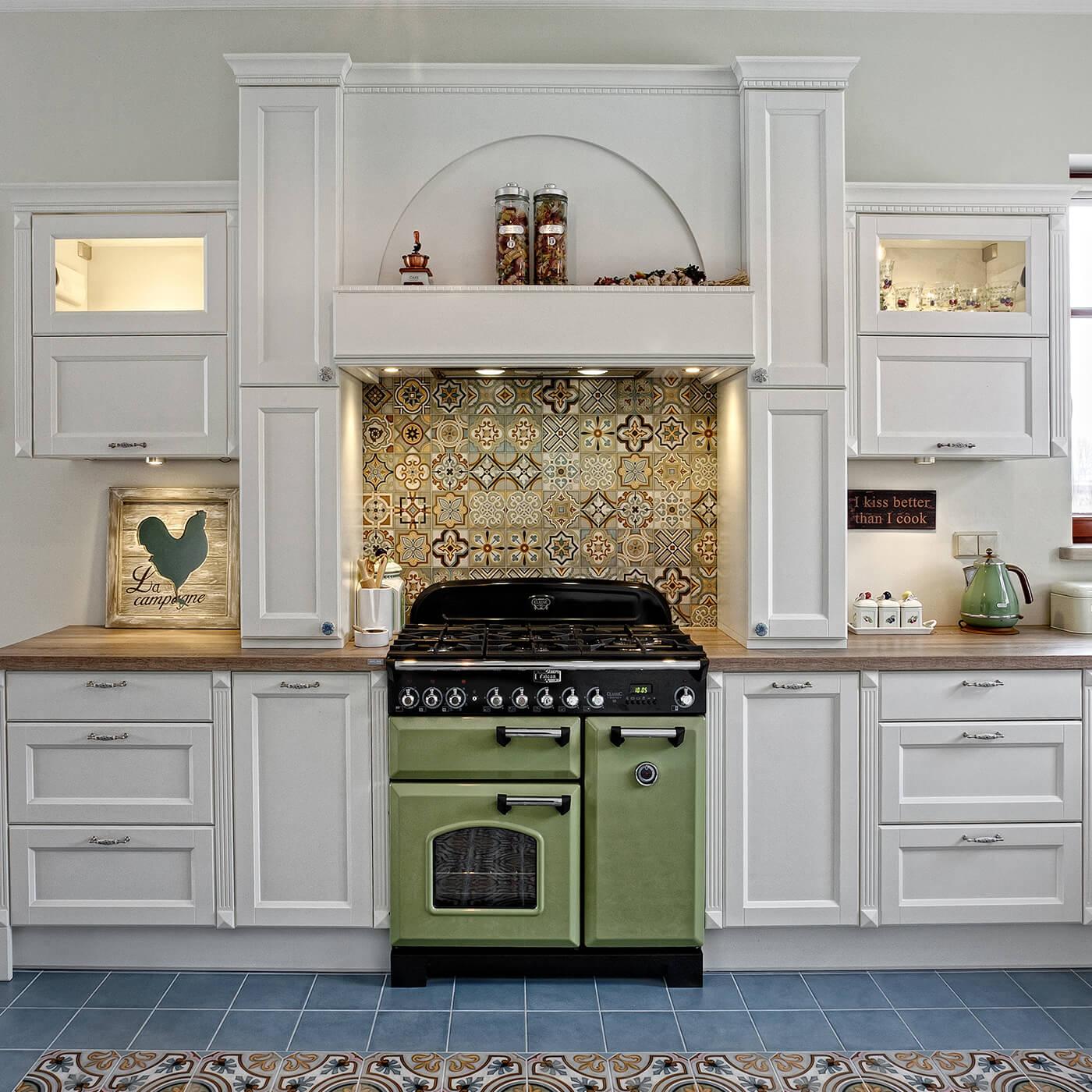Класическа кухня Eliza