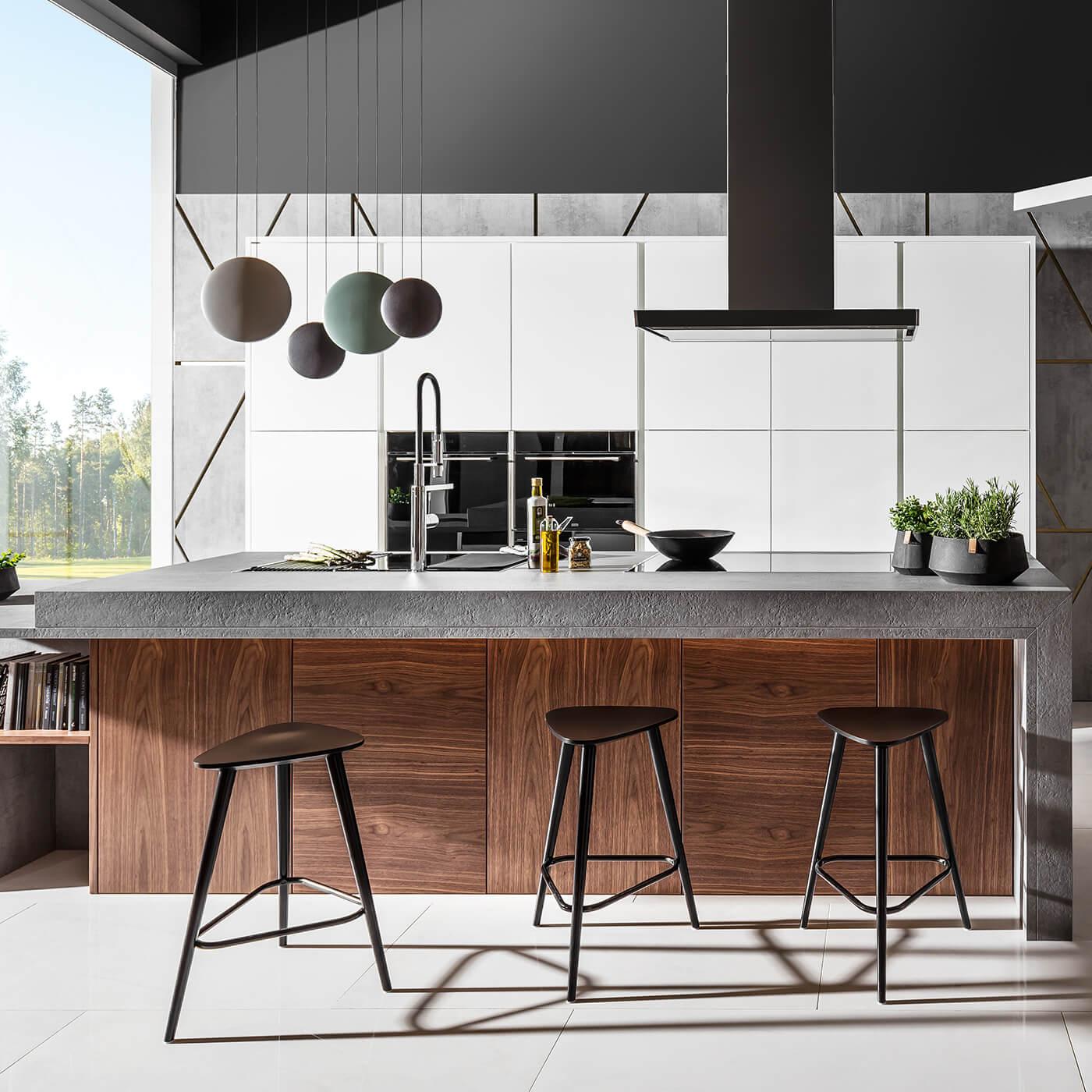 Дизайнерска кухня Oktawia IX