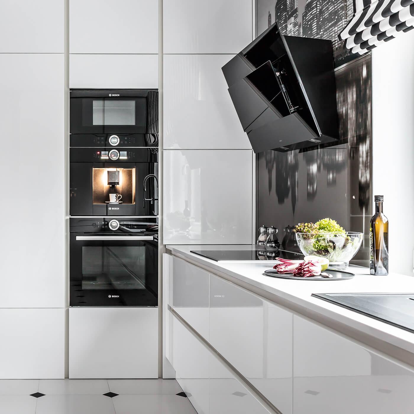 Модерна кухня Oktawia VII