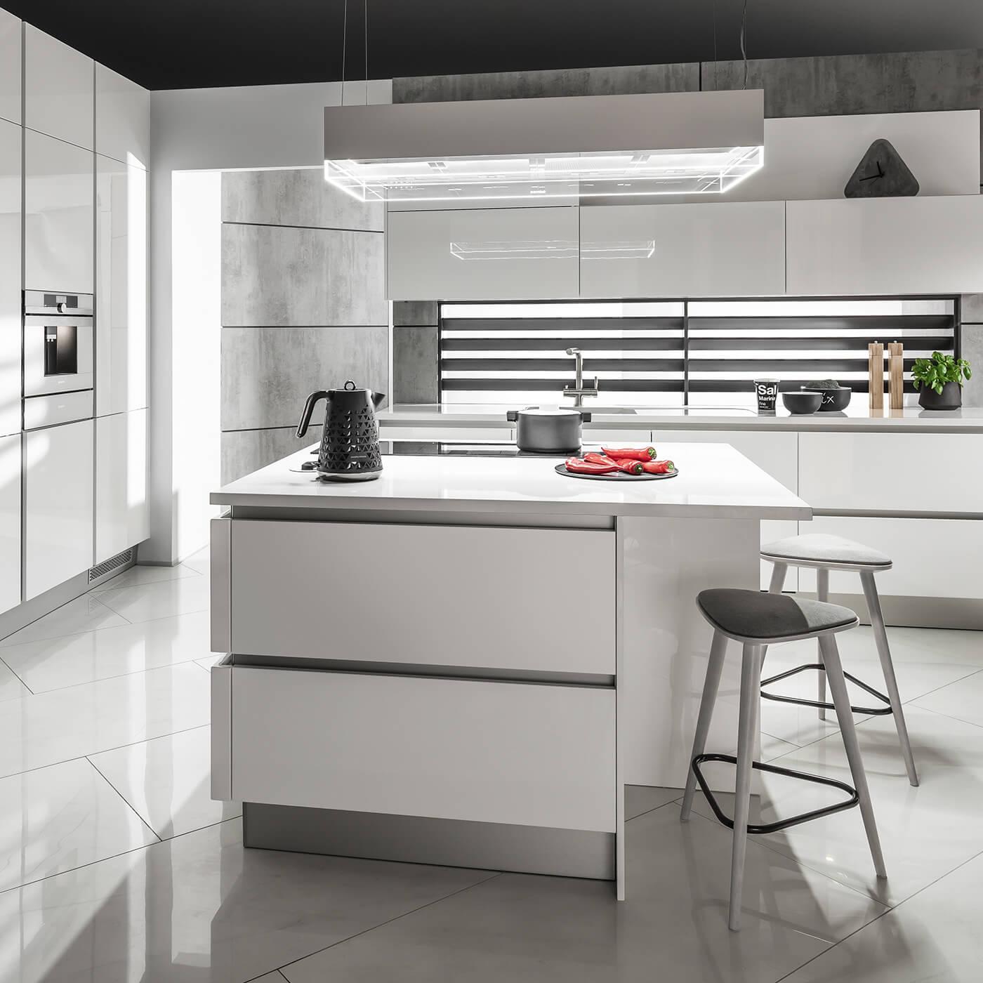 Дизайнерска кухня Oktawia X
