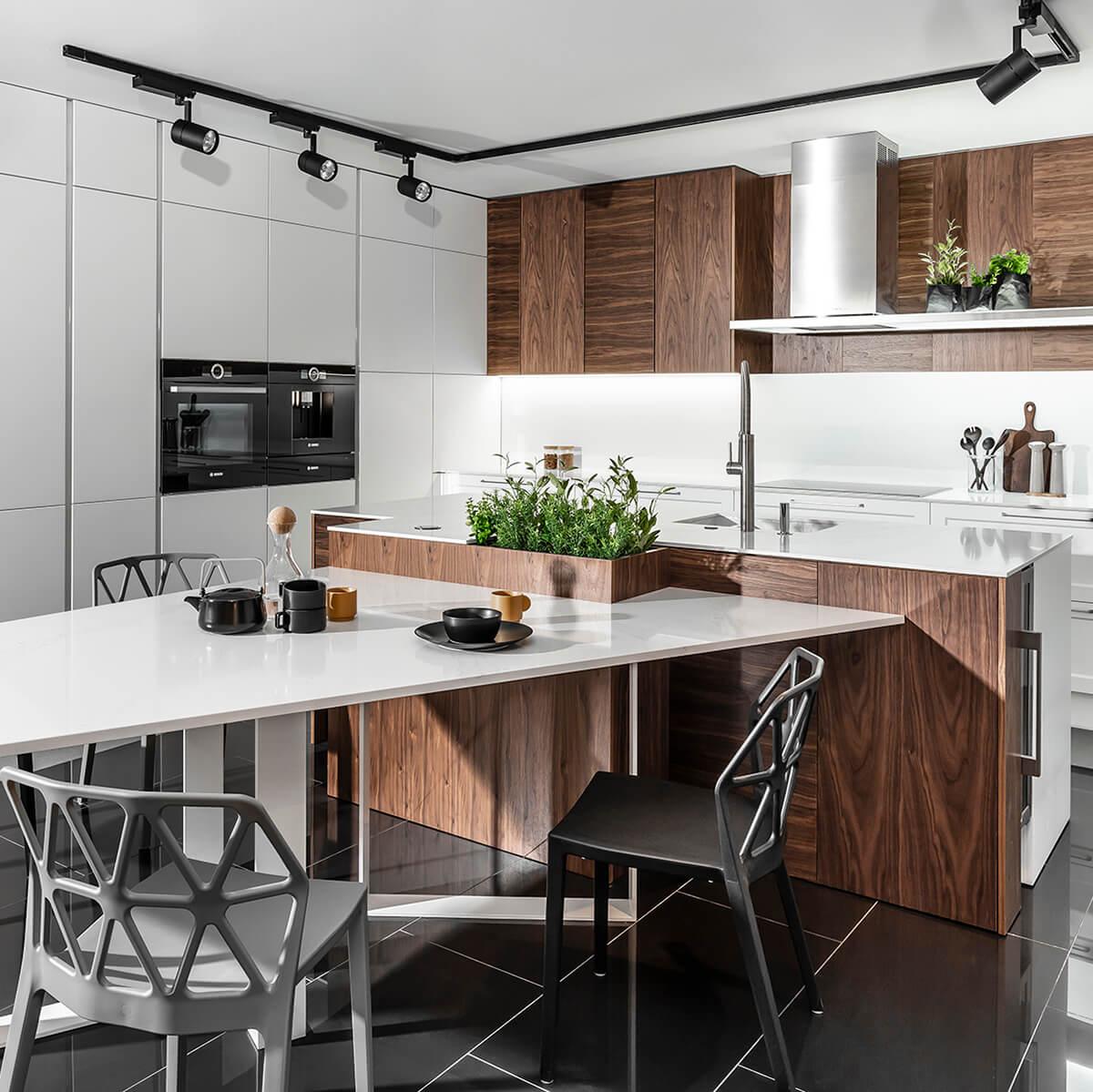 Модерна кухня Oktawia Americana