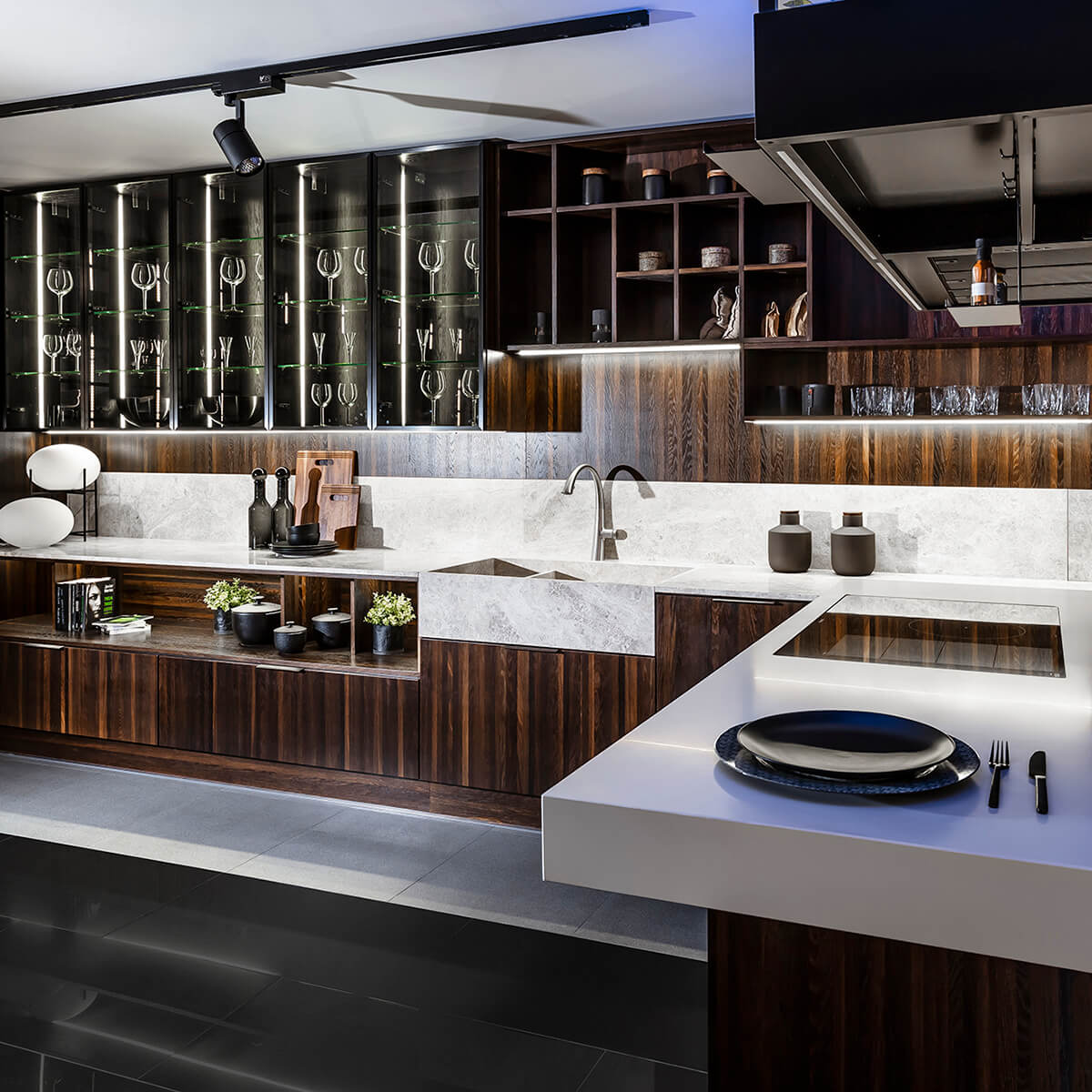 Дизайнерски кухни