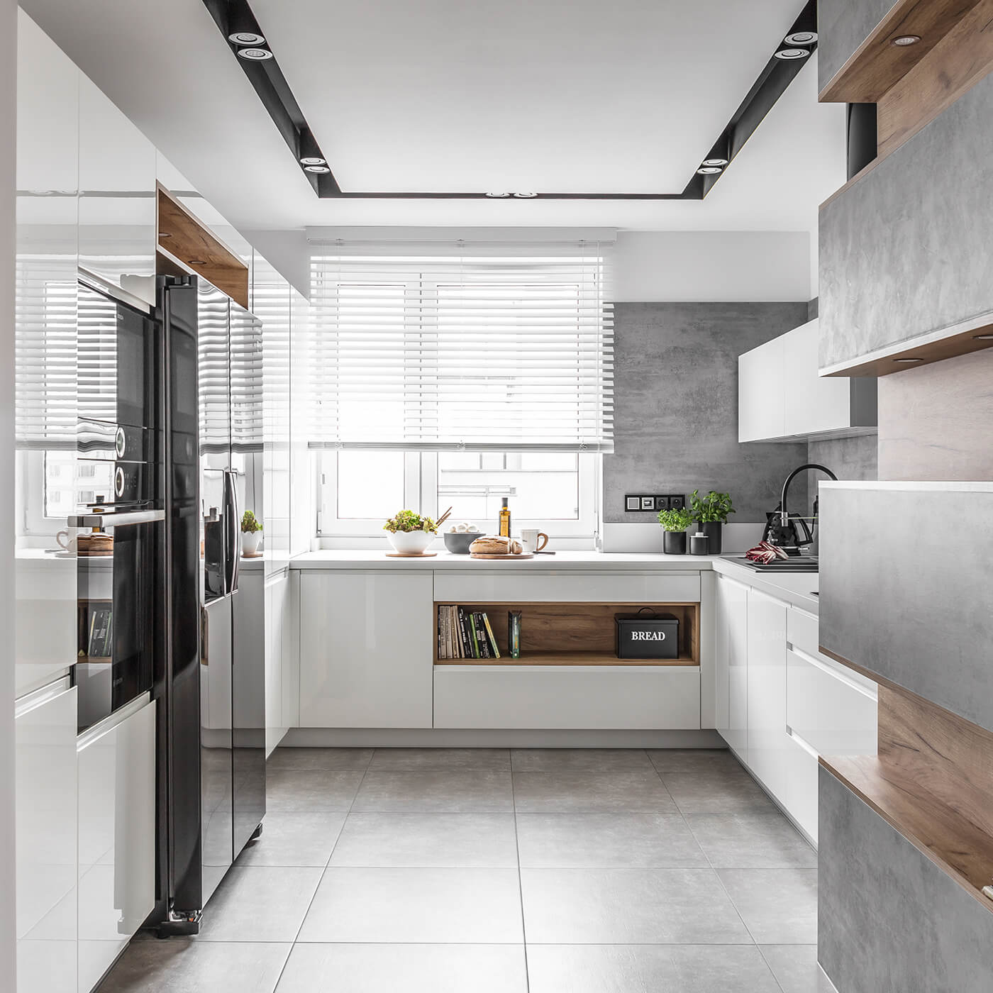 Модерна кухня Patrycja IV