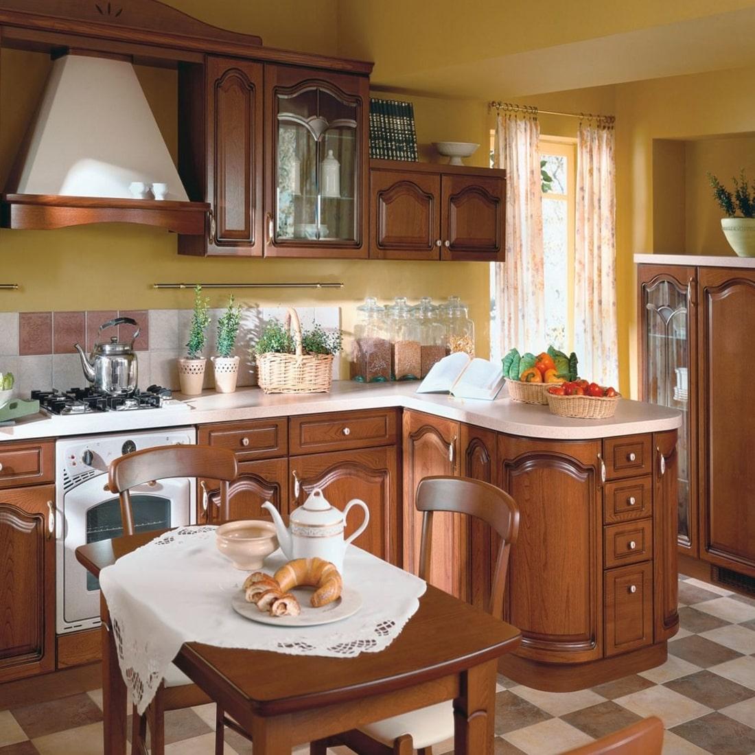 Класическа кухня Diadema