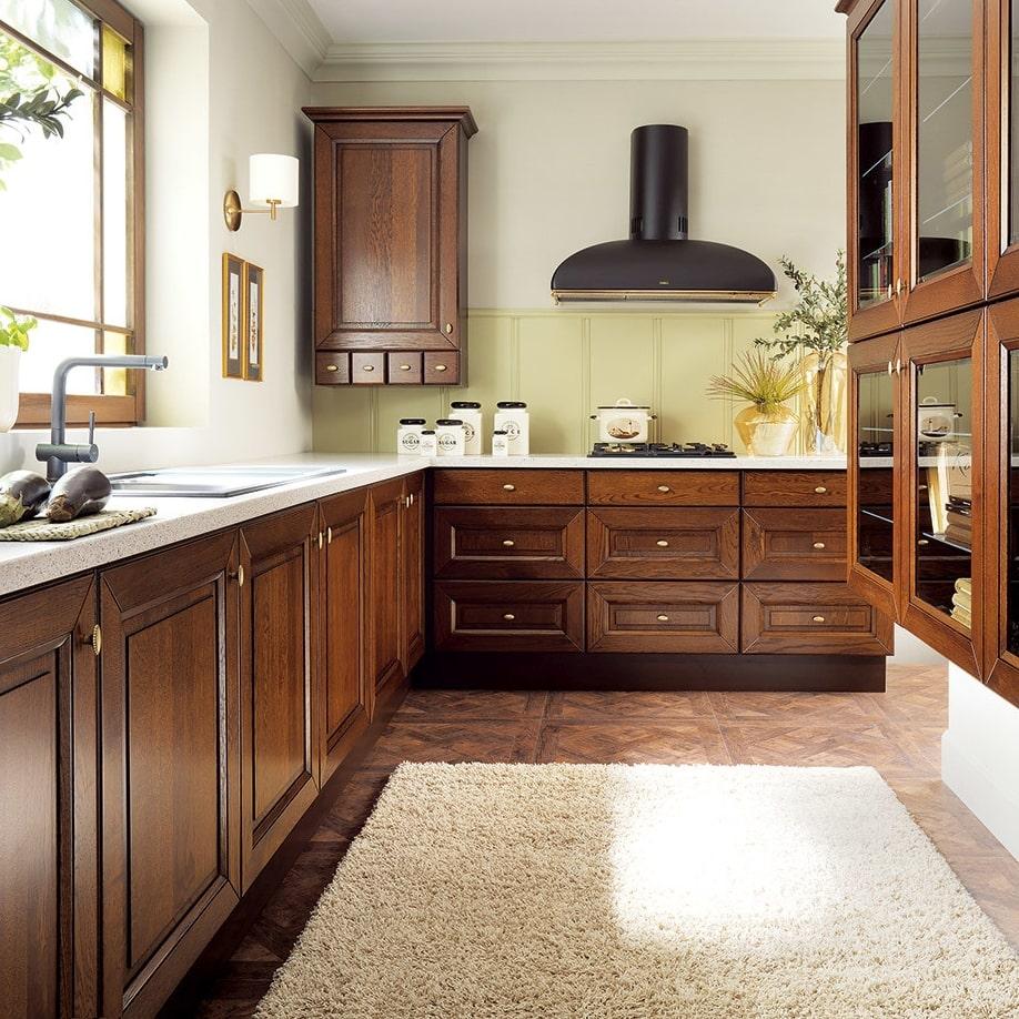 Класическа кухня Gladio