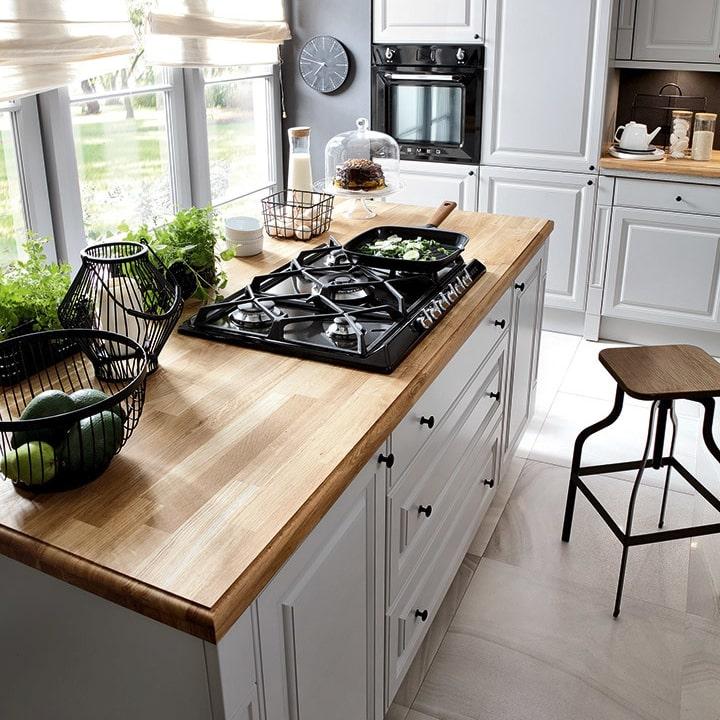 Класическа кухня Kasetta