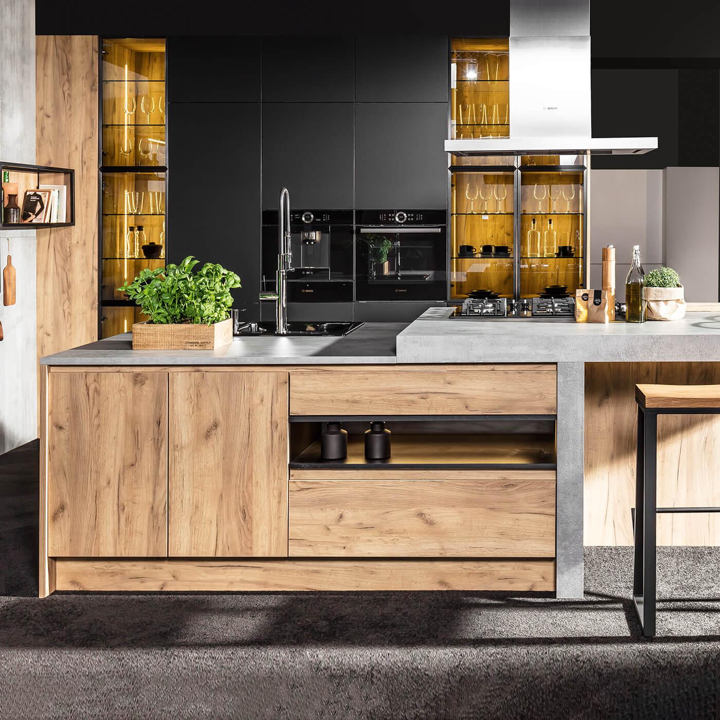 Дизайнерска кухня Vika III