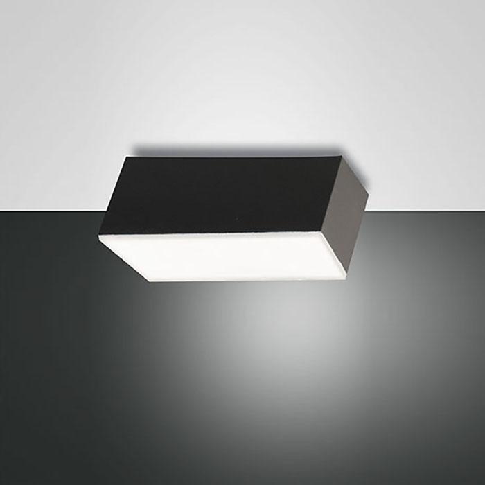 Таванна/стенна лампа Lucas, Антрацит