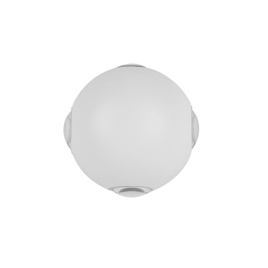 Стенна лампа Carsoli бяла I
