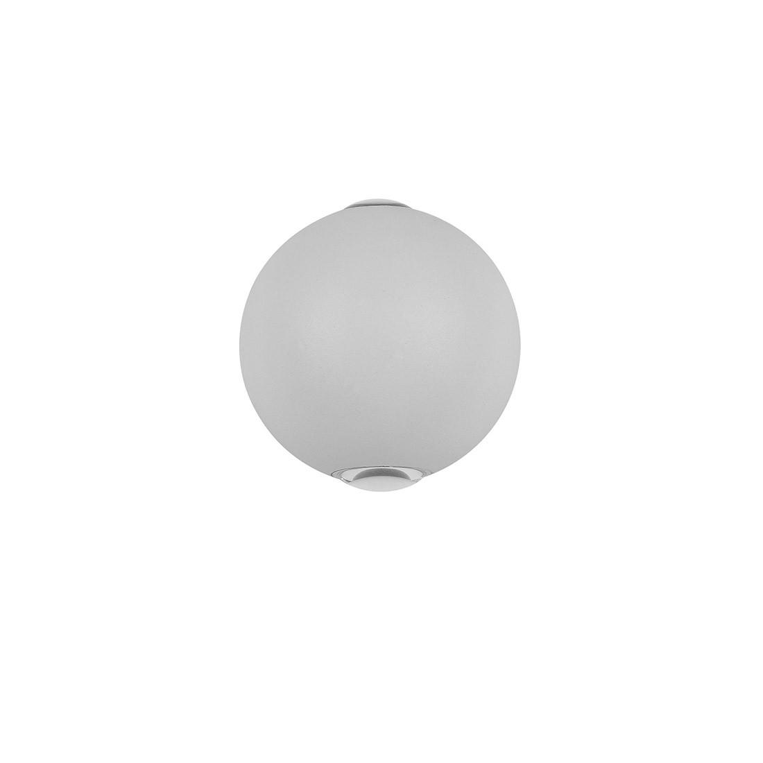Стенна лампа Carsoli бяла II