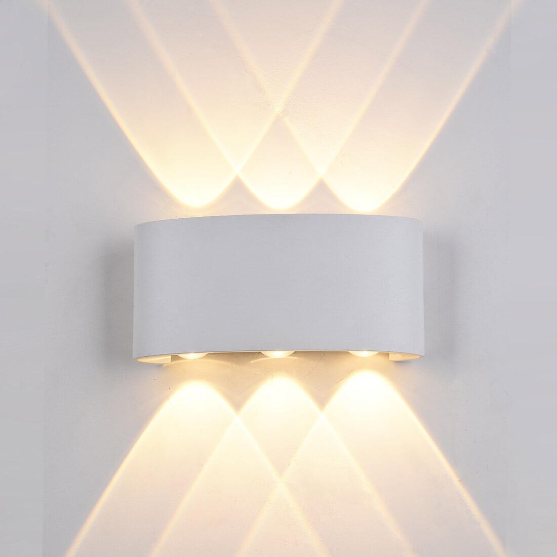 Стенна лампа Gilberto I