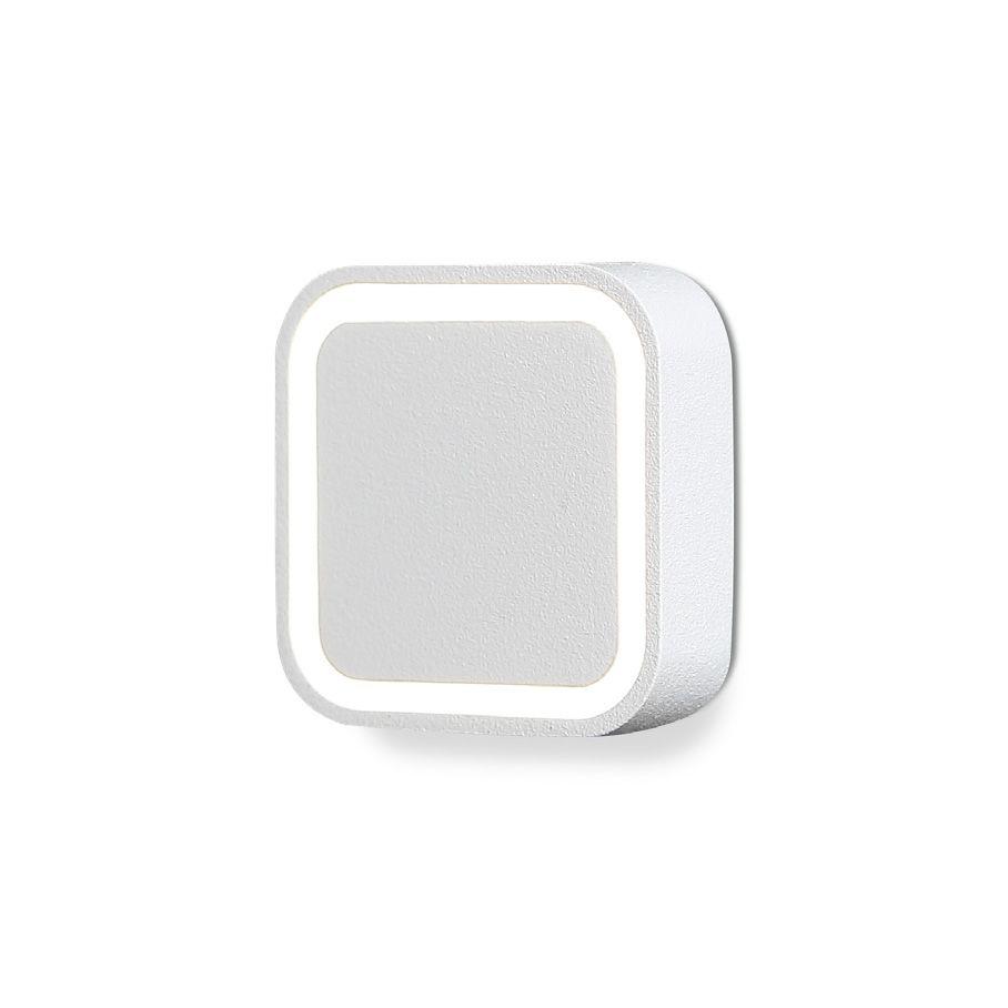 Спот лампа Five, квадратна с IP54