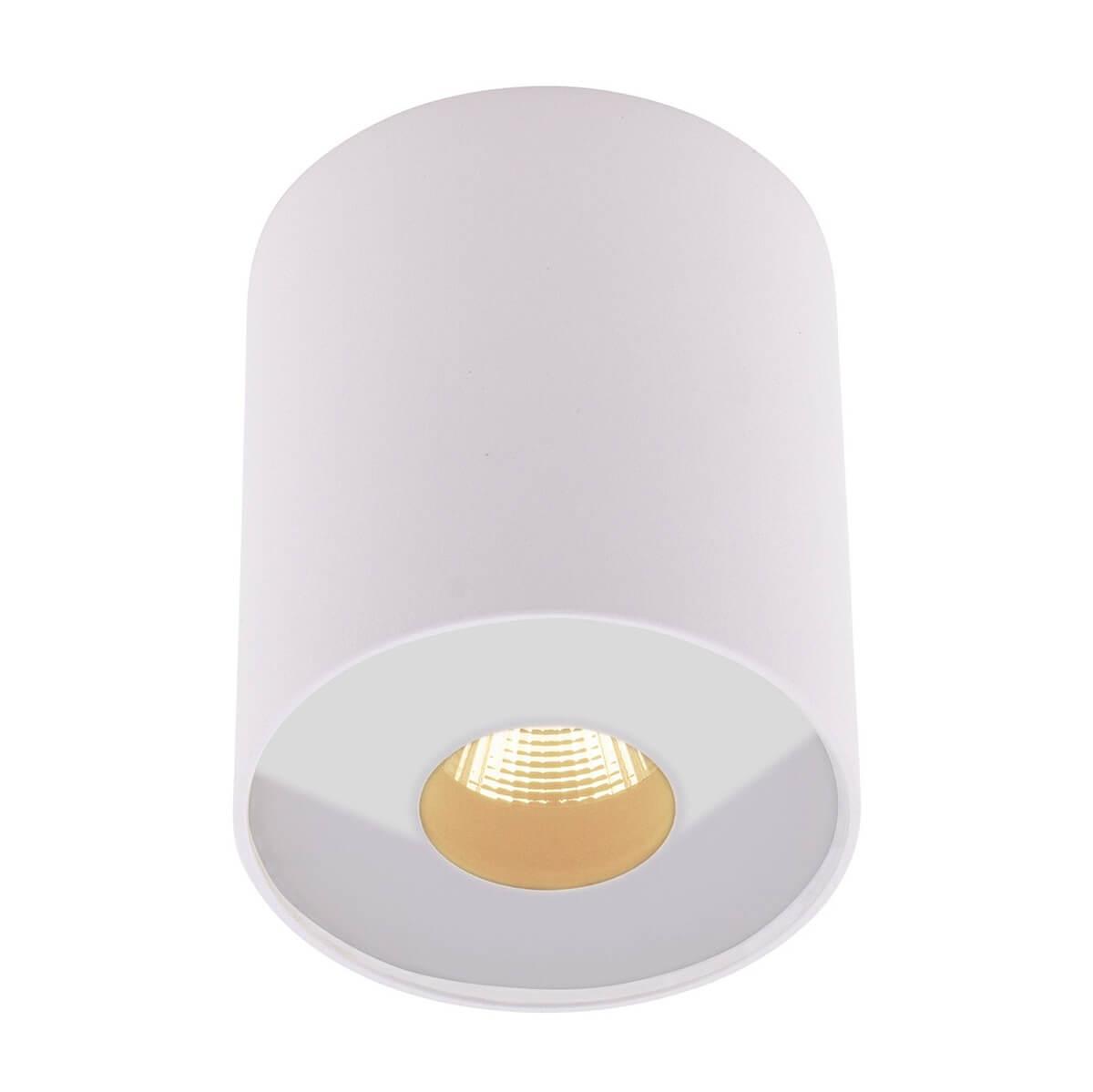 Спот лампа Plazma, бяла с IP54