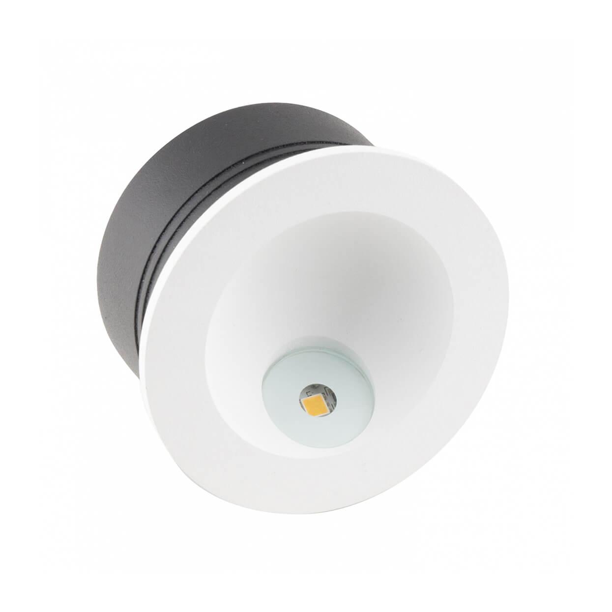 Стенна лампа Time, кръгла с IP54