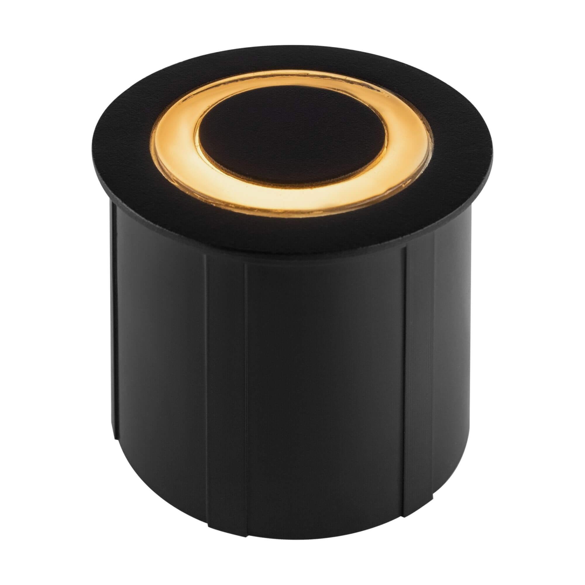 Спот лампа Limo, черно, с IP65