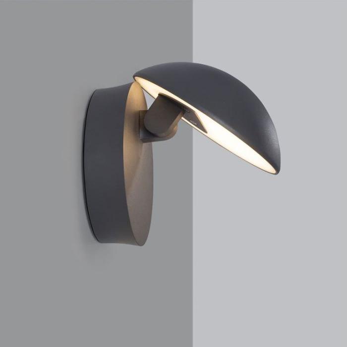 Стенна лампа Agile, с IP54, код 833426