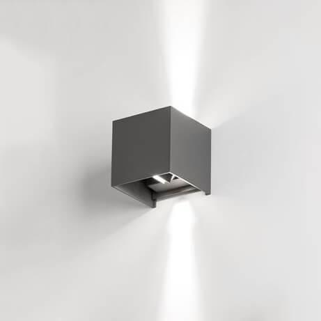 Стенна лампа Como, с IP54, код 847407