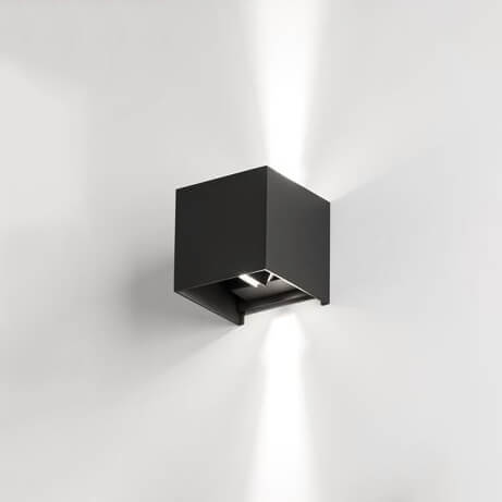 Стенна лампа Como, с IP54, код 847408