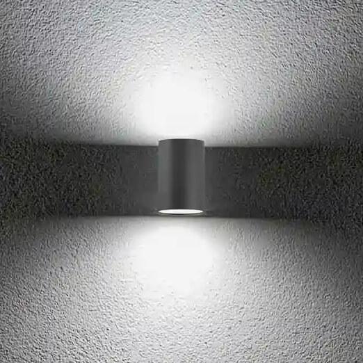 Стенна лампа Nero, с IP54, код 710021