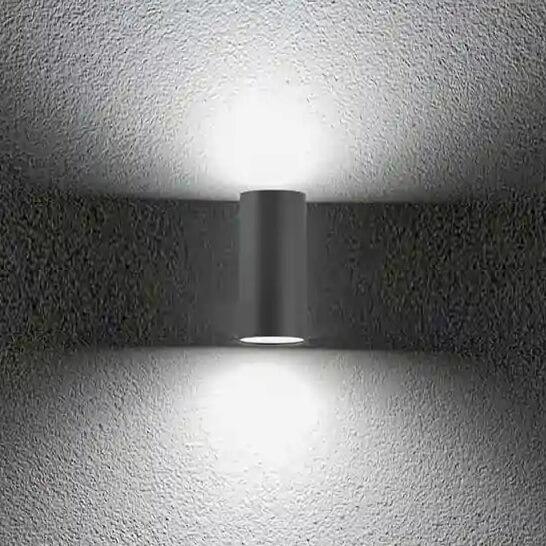 Стенна лампа Nero, с IP54, код 710022