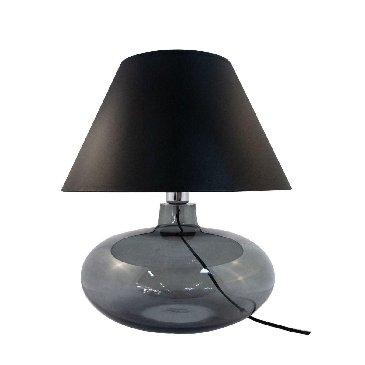 Настолна лампа Adana, черна