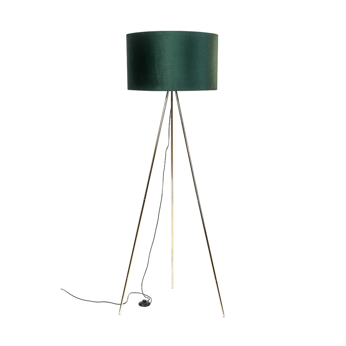 Лампион Inga, зелен