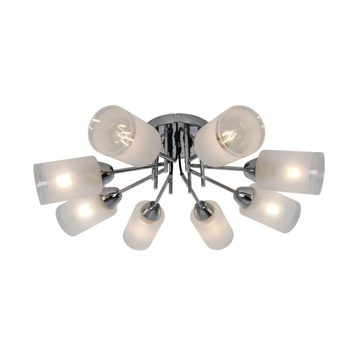 Таванна лампа Meda 8