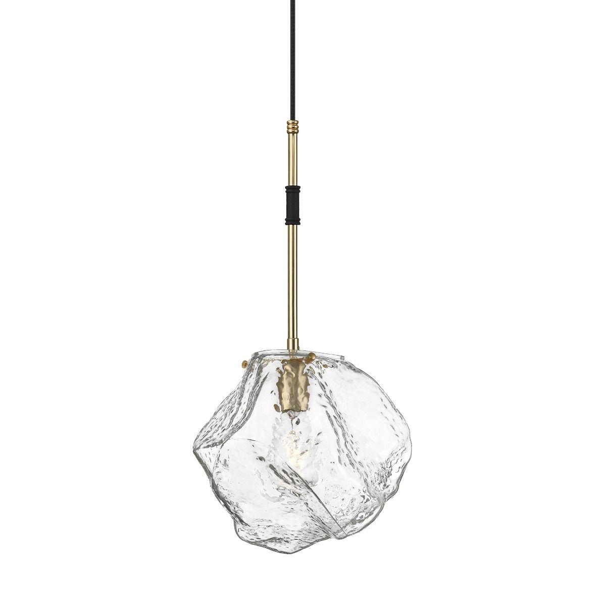 Висяща лампа Rock, единична