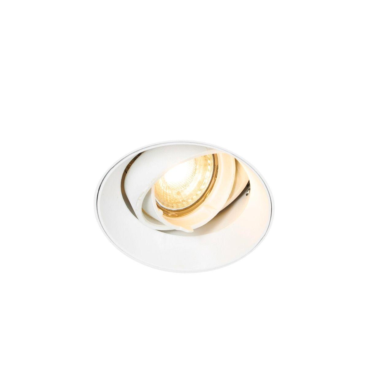 Спот лампа Oneon, бяла, малка