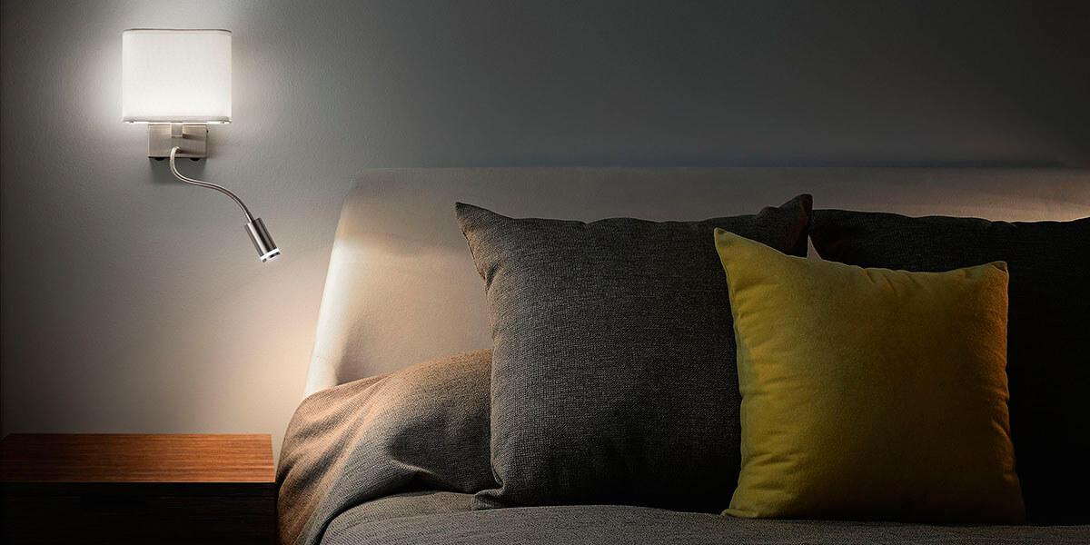 Стенни лампи