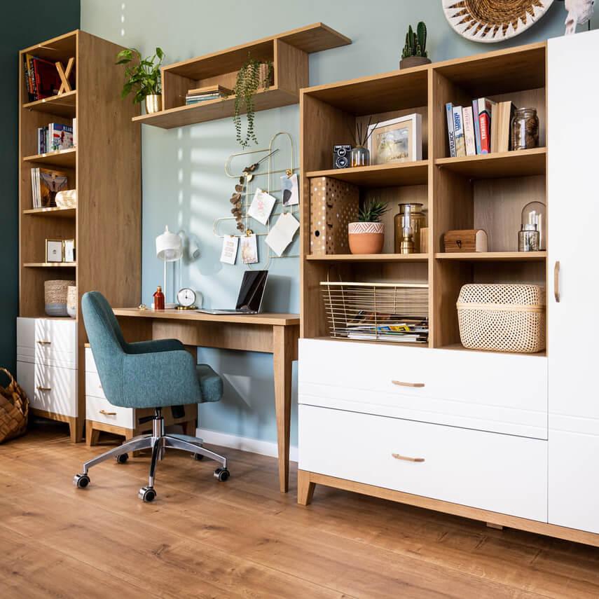 Скандинавски младежки мебели